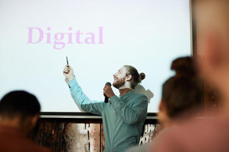 Digitale Tagungen und Konferenzen